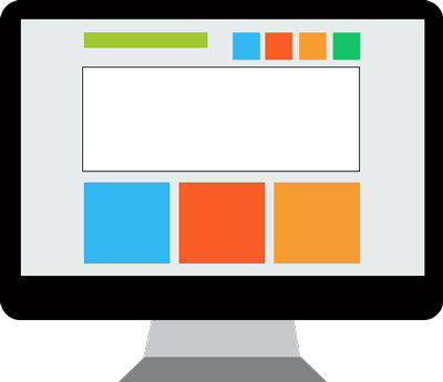 Web Tasarım PC Görünümü