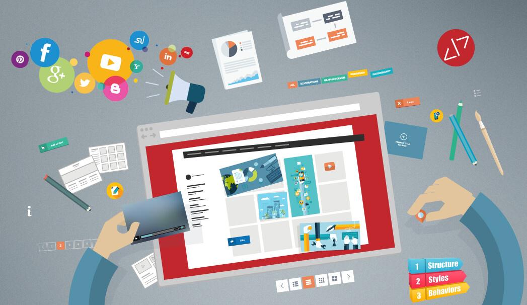 Web Sitesi Tasarımını Geliştirme
