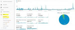 google analytics kitle ve ziyaretçiler